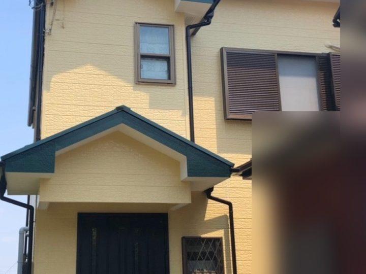 秦野市 Y様邸 屋根塗装・外壁塗装工事