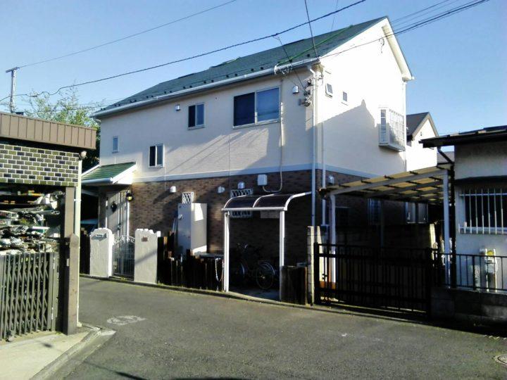 西東京市 T様邸 屋根塗装外壁塗装工事