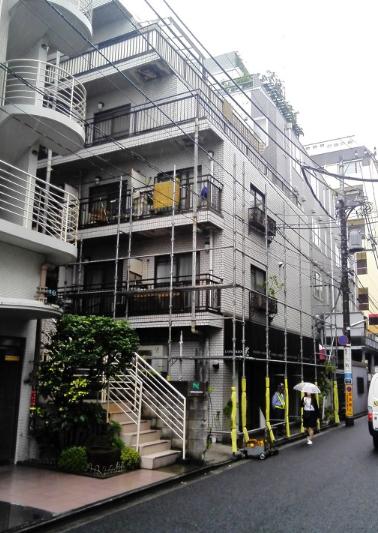 武蔵野市 ビル改修工事