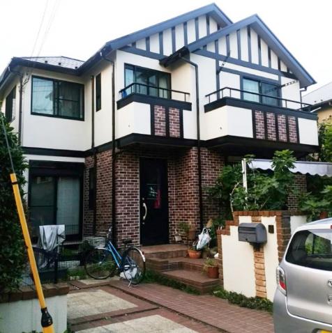 武蔵野市 S様邸 外壁屋根塗装工事
