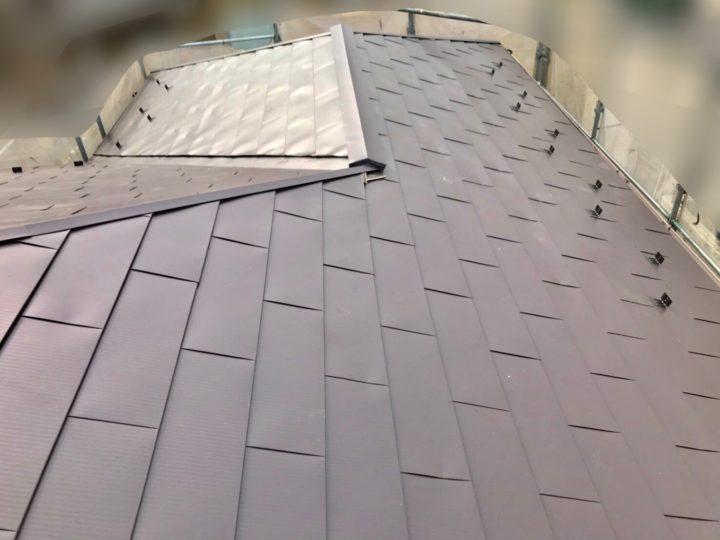 目黒区 M様邸 屋根カバー工法