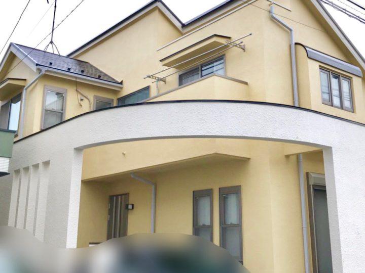 世田谷区 A様邸 外壁屋根塗装工事