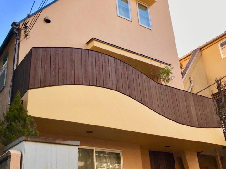 目黒区 I様邸 外壁屋根塗装工事