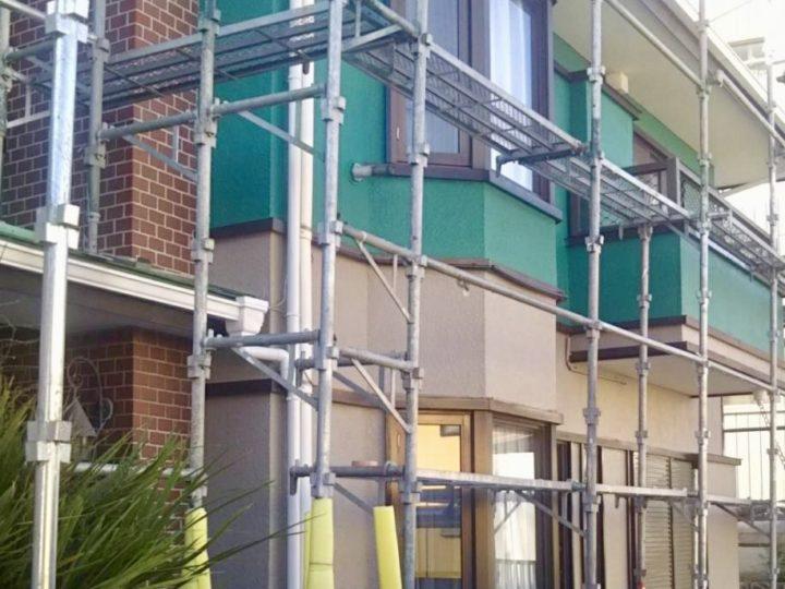 秦野市 N様邸 外壁塗装工事、防水工事、屋根板金工事