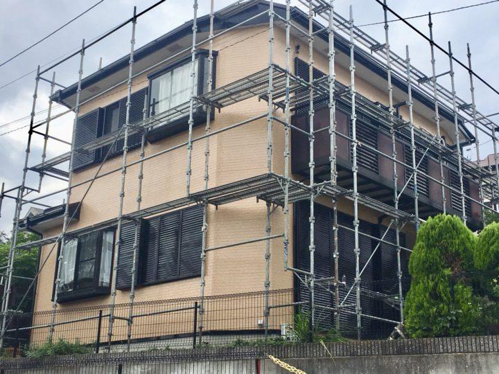 平塚市 M様邸 外壁屋根塗装工事