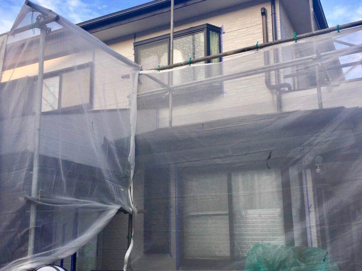 足柄下郡湯河原町 M様邸 外壁屋根塗装工事