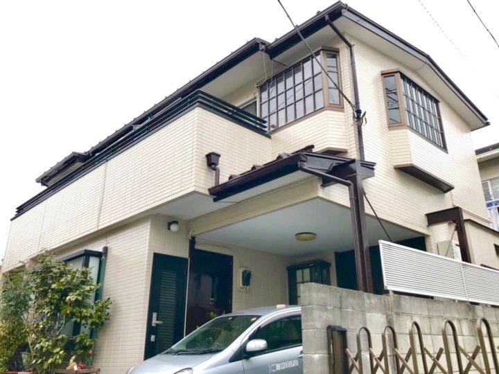 新宿区 M様邸 外壁屋根塗装工事