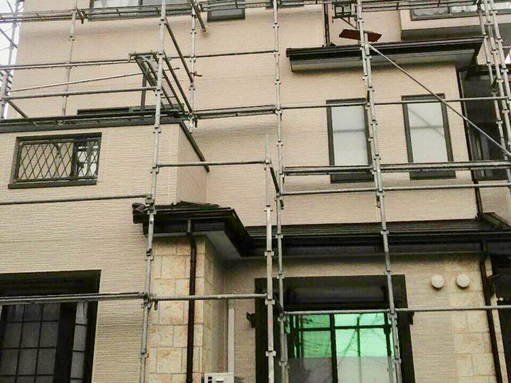 座間市 D様邸 屋根・外壁塗装工事