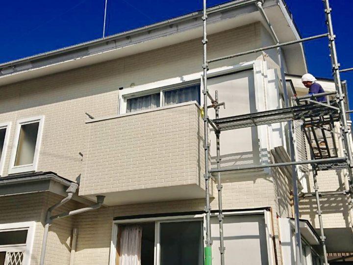 茅ヶ崎市 アパート内装・付帯部分塗装工事