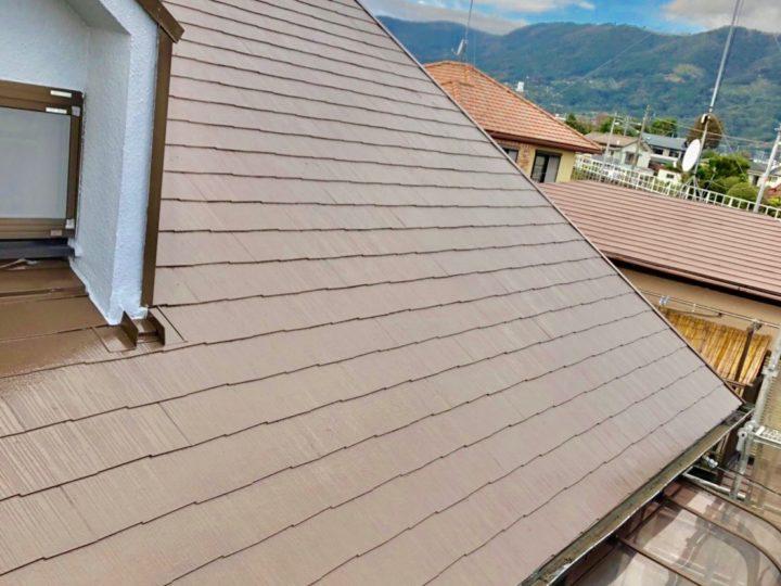 大井町 O様邸 屋根塗装工事
