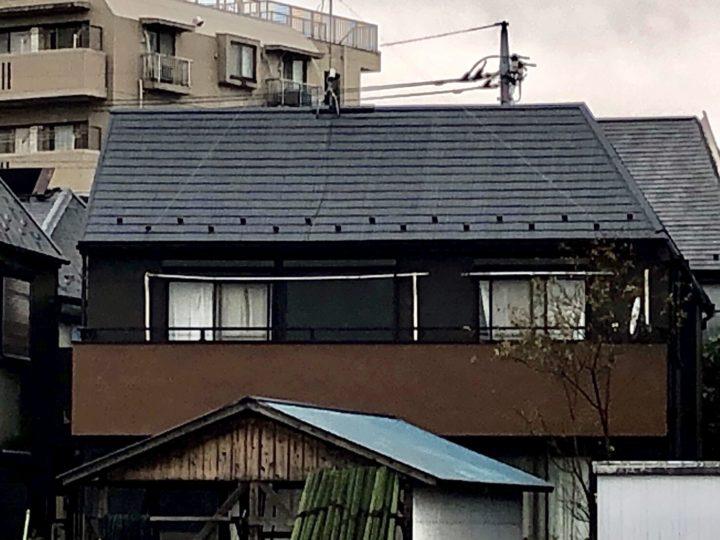 小平市 N様邸 外壁塗装・屋根塗装・屋根板金工事