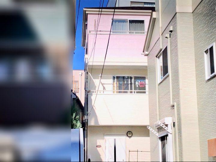 江東区 M様邸 屋根・外壁塗装工事