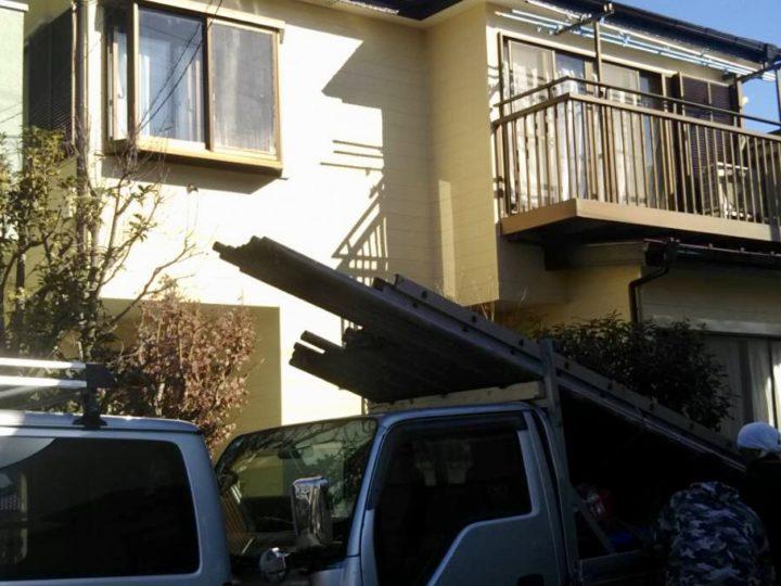 座間市 H様邸 屋根・外壁塗装工事