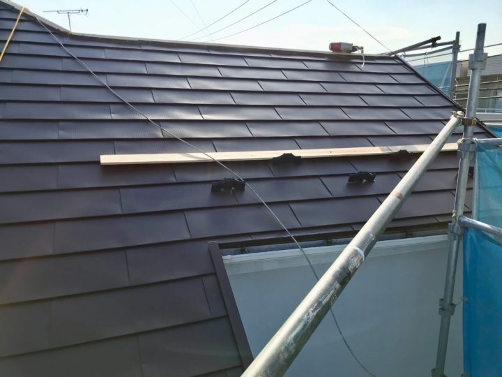 小平市 Y様邸 外壁塗装・屋根カバー工事