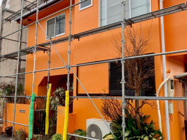 大和市 O様邸 屋根・外壁塗装工事