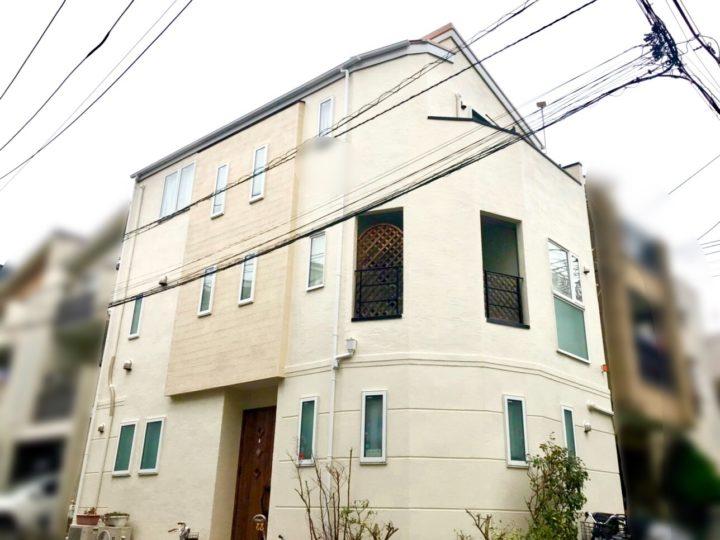 江東区 K様邸 屋根・外壁塗装工事