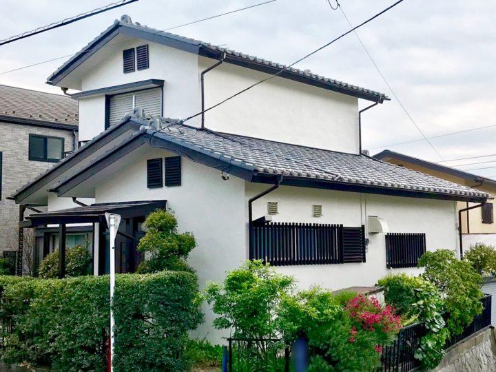 平塚市 I様邸 外壁塗装工事