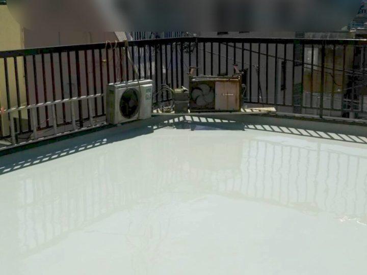 S様 ビル屋上防水工事