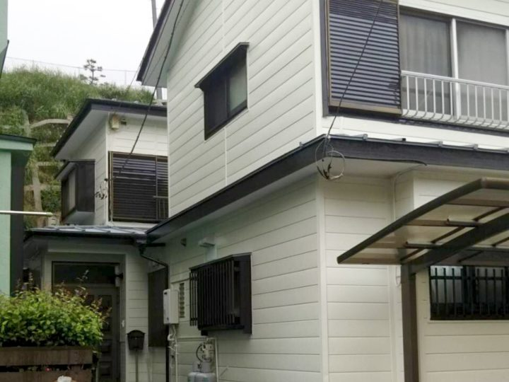 座間市 K様邸 屋根・外壁塗装工事
