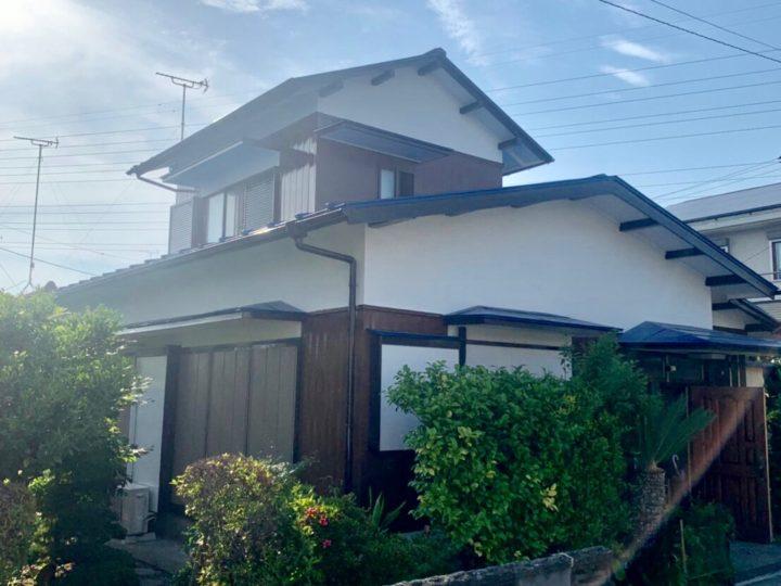 小田原市 K様邸 屋根・外壁塗装工事