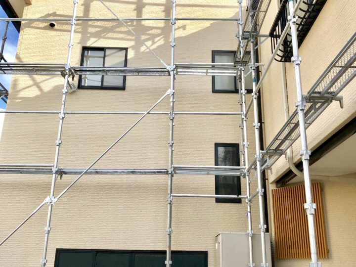藤沢市 S様邸 外壁塗装工事