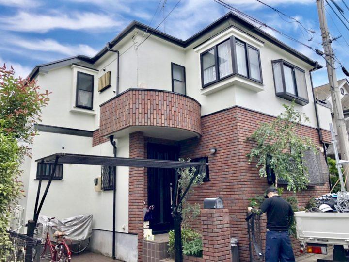 西東京市 N様邸 屋根・外壁塗装工事