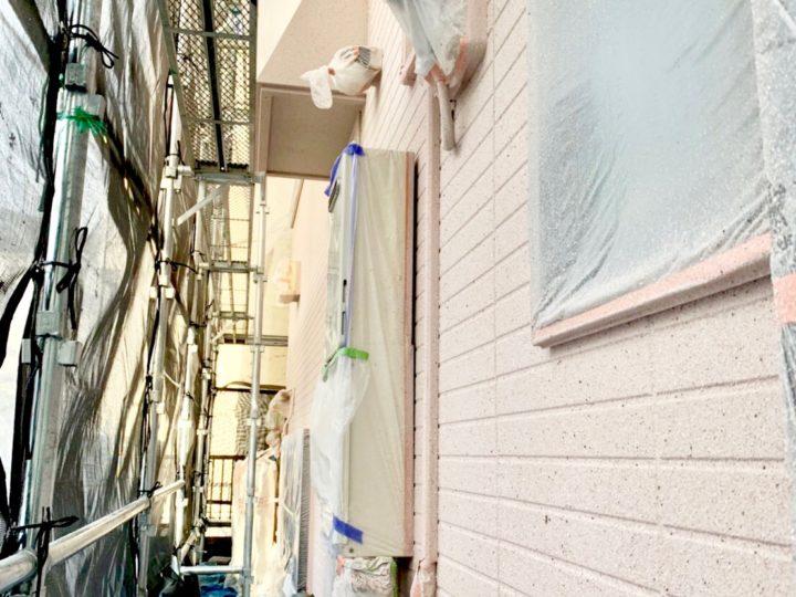 平塚市 S様邸 外壁塗装工事