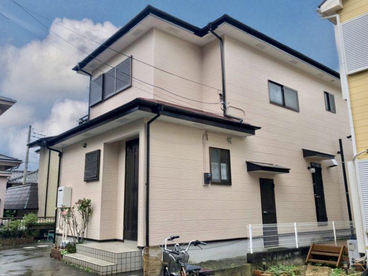小田原市 S様邸 屋根・外壁塗装工事