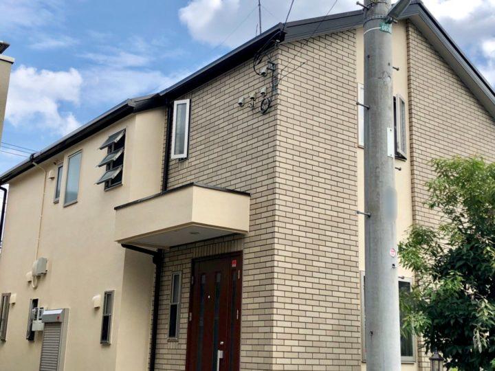 小平市 T様邸 屋根・外壁塗装工事