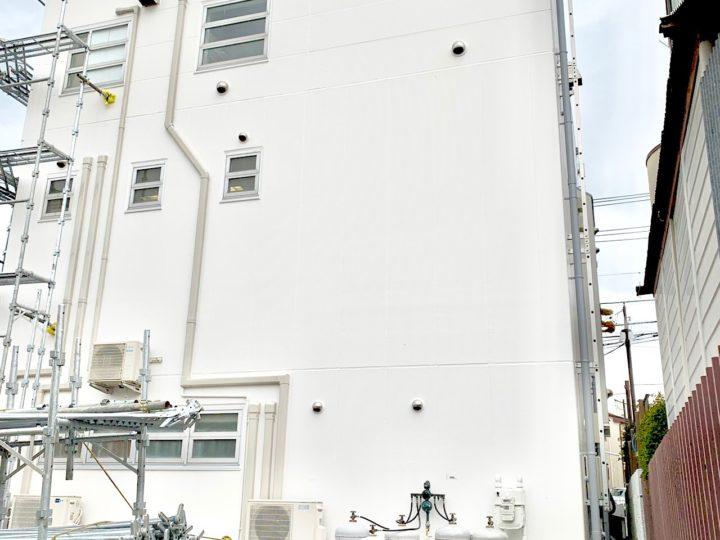 秦野市 ビル外壁改修工事・内部造作改修工事