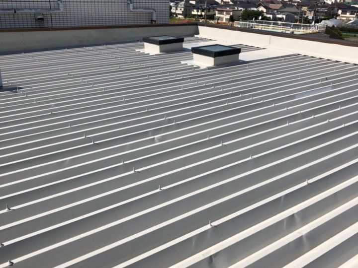 西東京市 アパート 屋根塗装工事