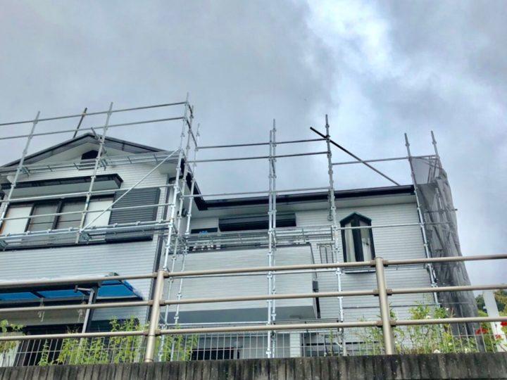 小田原市 A様邸 屋根・外壁塗装工事