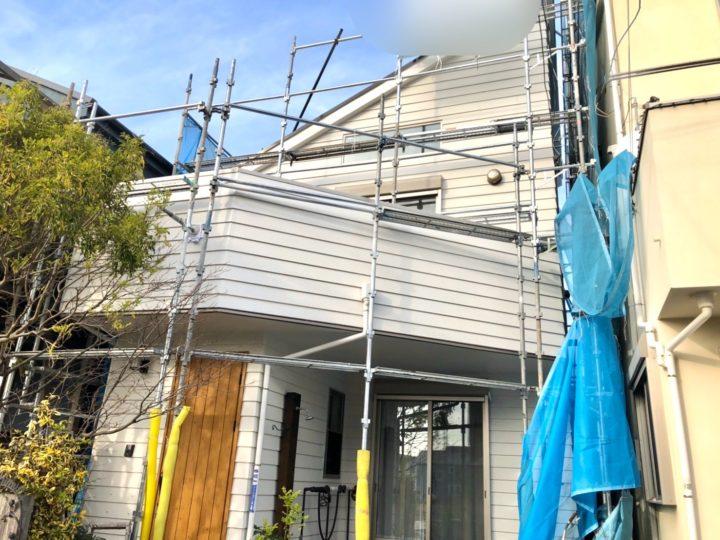 茅ヶ崎市 S様邸 屋根・外壁塗装工事