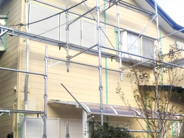 足柄上郡松田町 Y様邸 外壁塗装工事