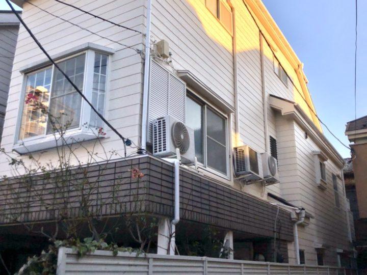 杉並区 T様邸 屋根・外壁塗装工事