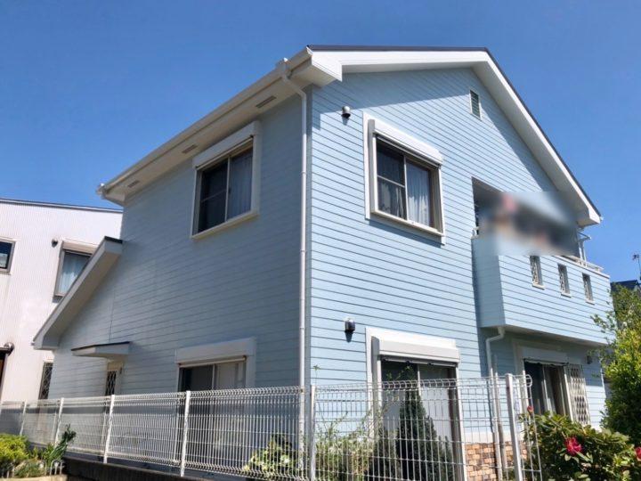 秦野市 Y様邸 屋根・外壁塗装工事