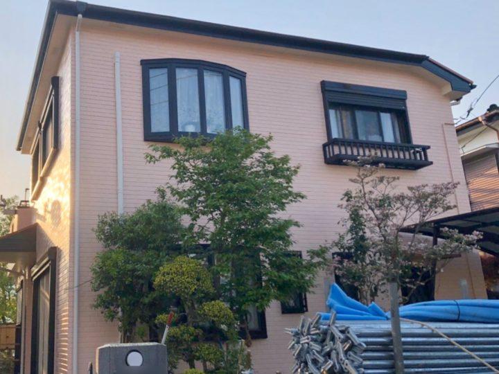 秦野市 U様邸 屋根・外壁塗装工事