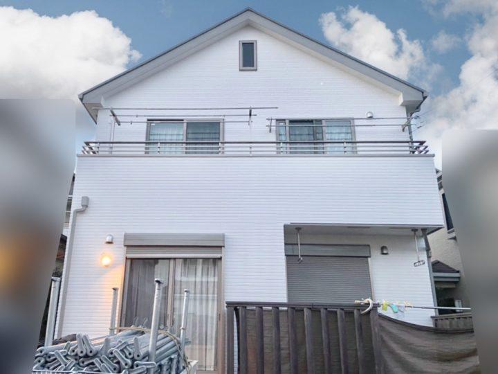 秦野市 M様邸 屋根・外壁塗装工事