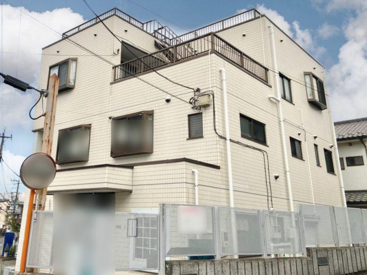 川崎市 S様邸 外壁改修工事