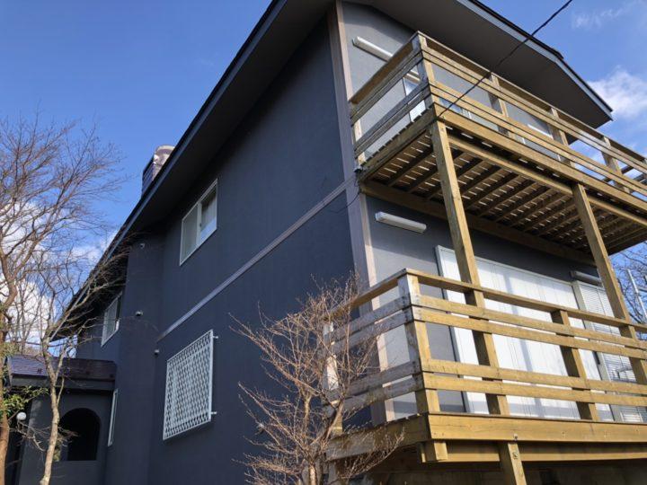 足柄下郡箱根町 S様邸 屋根・外壁塗装工事