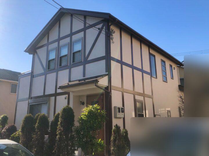綾瀬市 K様邸 屋根・外壁塗装工事