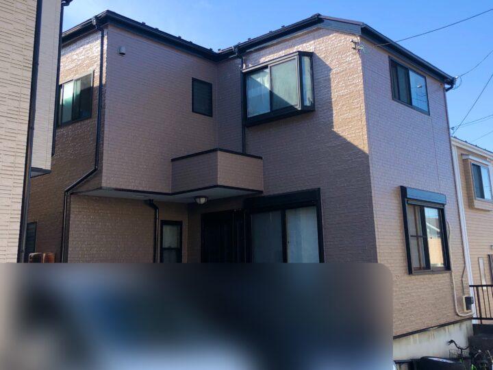 綾瀬市 T様邸 屋根・外壁塗装工事