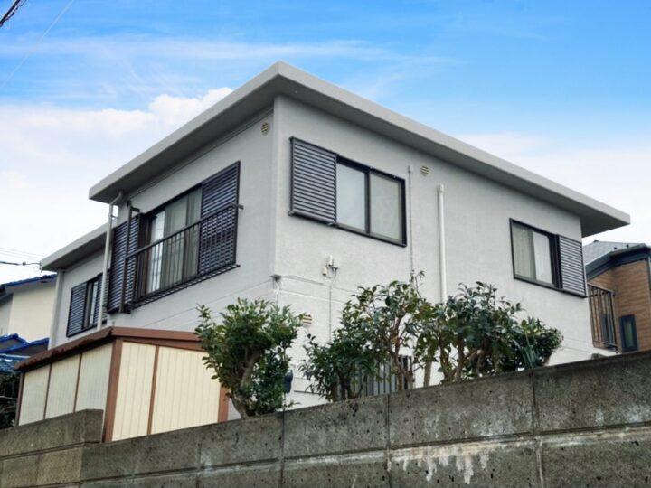 茅ヶ崎市 H様邸 外壁塗装・防水工事