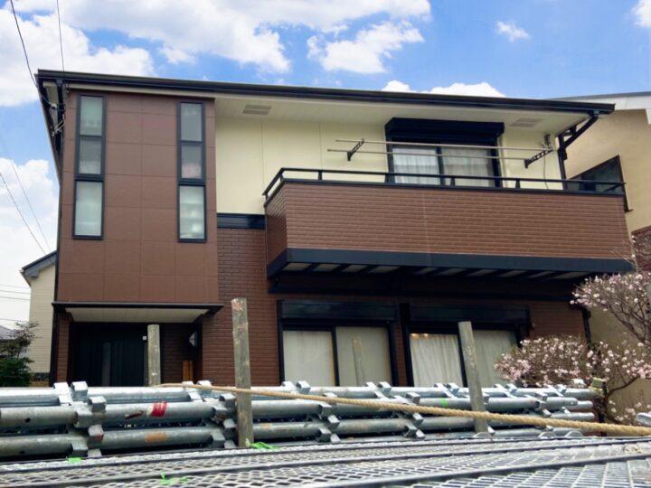 秦野市 戸建て住宅 屋根・外壁塗装工事
