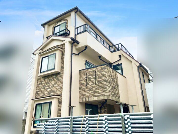 世田谷区 M様邸 屋根・外壁塗装工事