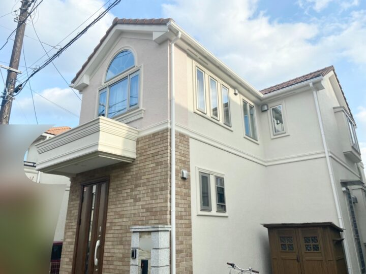小平市 H様邸 屋根・外壁塗装工事