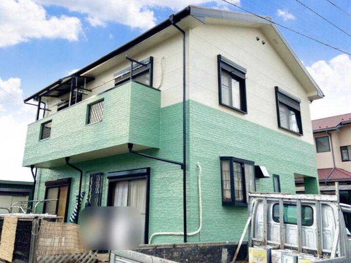 秦野市 H様邸 屋根・外壁塗装工事