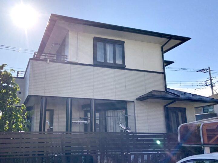 厚木市 M様邸 屋根・外壁塗装工事