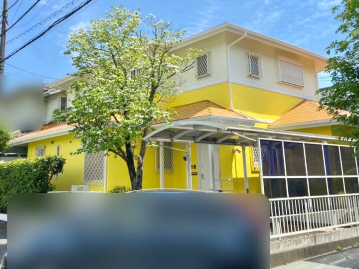 厚木市 Y様邸 屋根・外壁塗装工事
