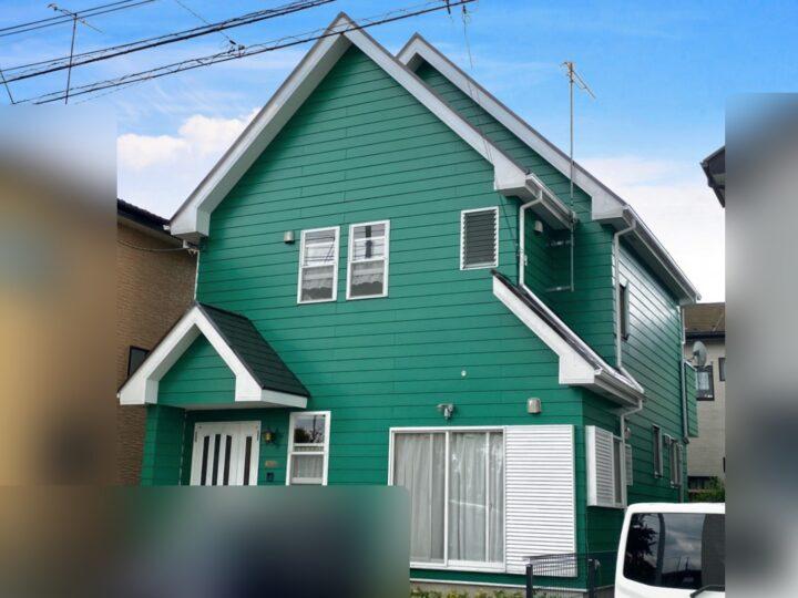 厚木市 戸建て住宅 屋根・外壁塗装工事